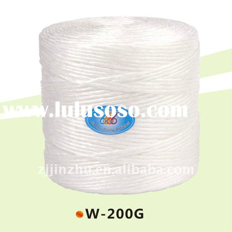 Craft plastic twisted pp rope W-200G