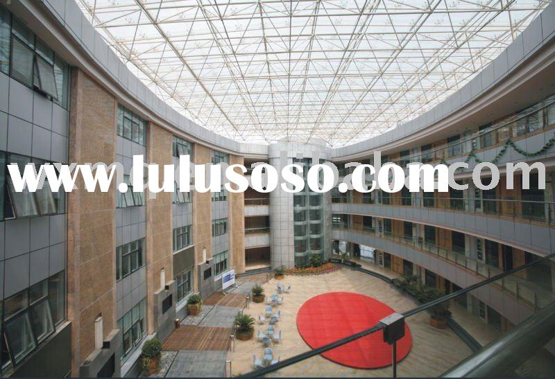 Curtain Wall for Teaching & Science Entrepreneurship Service Center of Tai Lake New City Wuxi