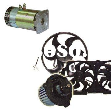 DC/AC Motor And Cooling Fan