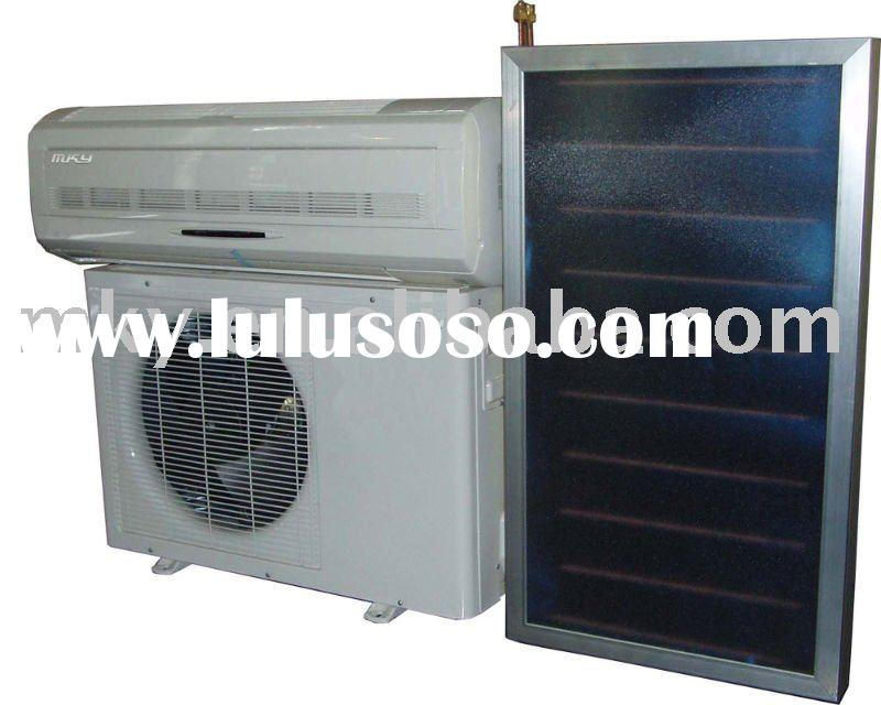 DC Inverter Solar Air Conditioner with Green Energy