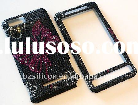 DIAMOND CRYSTAL CASE COVER FOR MOTOROLA DROID X2 MB870