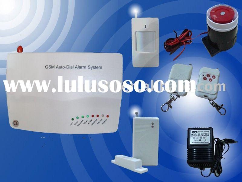 DIY GSM auto dialer for home and office