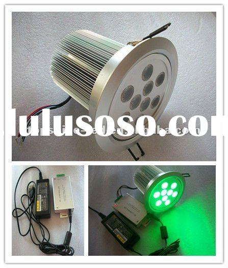 DMX 512 RGB LED Ceiling downlight