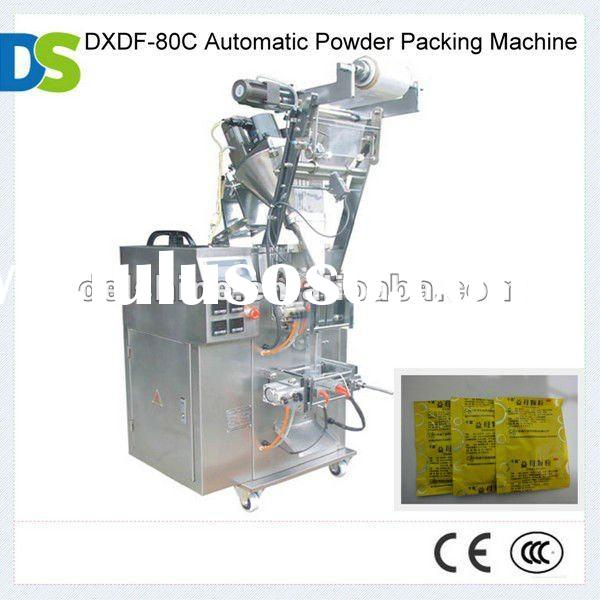 DXDF80C Automatic Spices Packing Machine for Powder