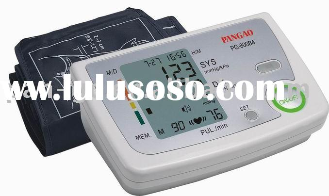 Digital upper-arm blood pressure monitor