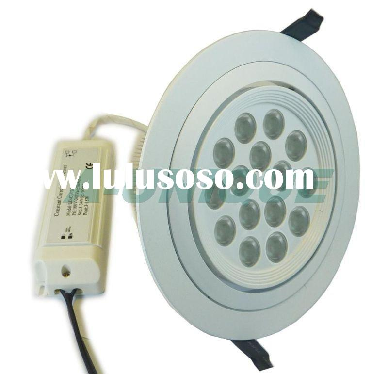 Dimmable high brightness 30w led downlight