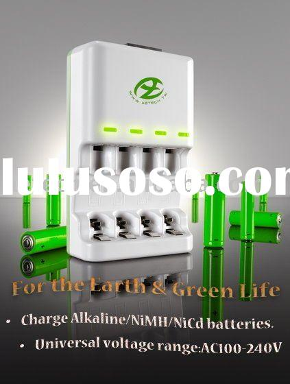Disposable Alkaline Battery Charger