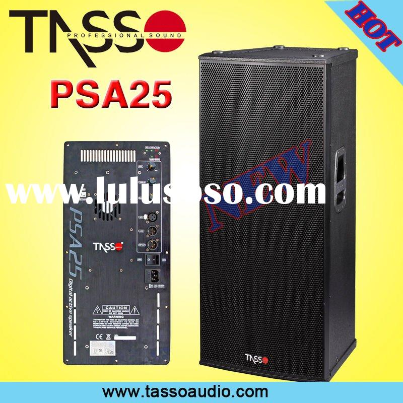 Double 15'' professional powered speaker PSA25