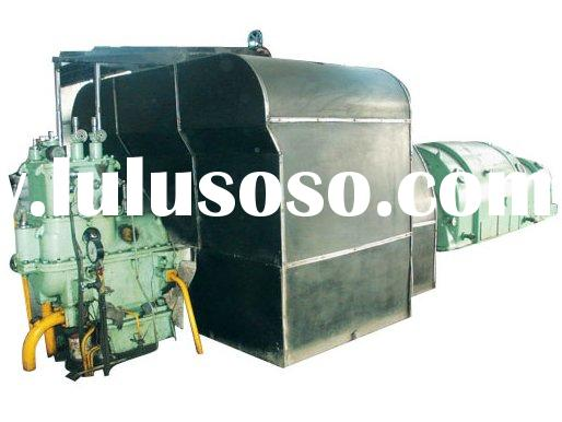 Double Extraction Condensing Steam Turbine Generator