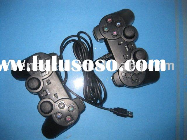 Double USB gamepads,PC game controller,Twin PC gamepads, pc game joysticks,Double PC game handles,pc