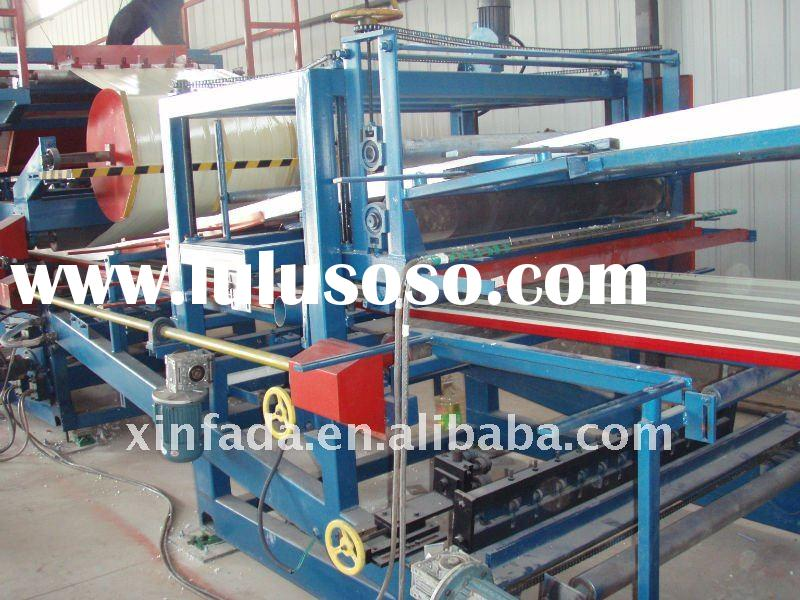 EPS Sandwich Panel Forming Line