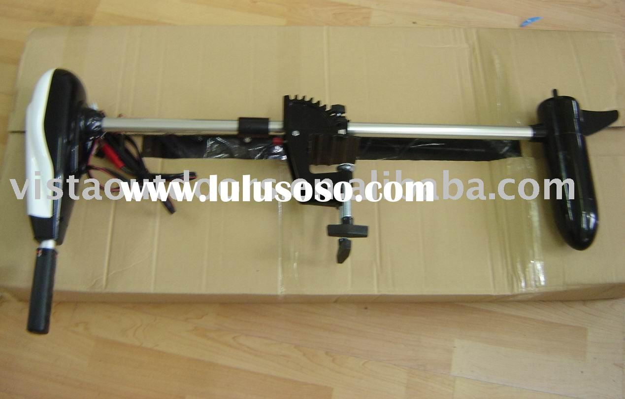 Electric outboard trolling motor electric outboard for Trolling motor shaft length