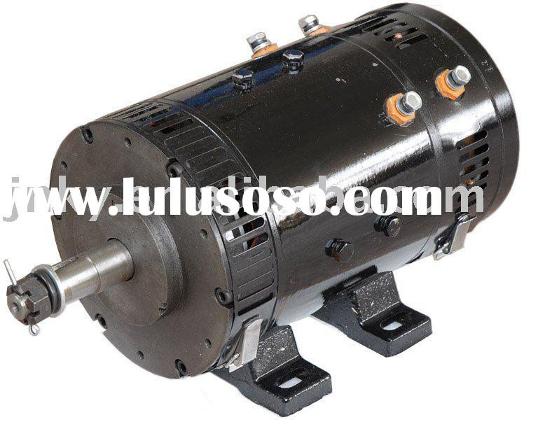 Electric vehicle dc motor electric vehicle dc motor for High power electric motors