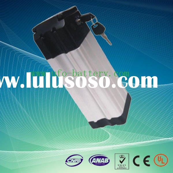 Electric bicycle LiFePO4 battery 36V 12Ah