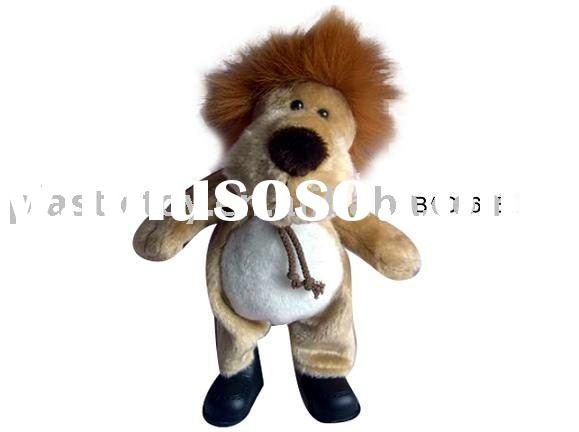 Electric toys,Battery operated animals,B/O animals,Electrical toys-Electric Dancing Lion BAC96231