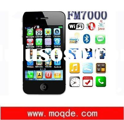 FM7000 4G WIFI Unlocked Touch screen Mobile Cheap Phone