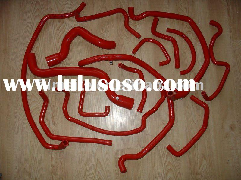 FULL SILICONE HOSE KIT RENAULT 5 GT TURBO PHASE 1 85-87, AUTO PARTS, radiator silicone hose kit PIPE