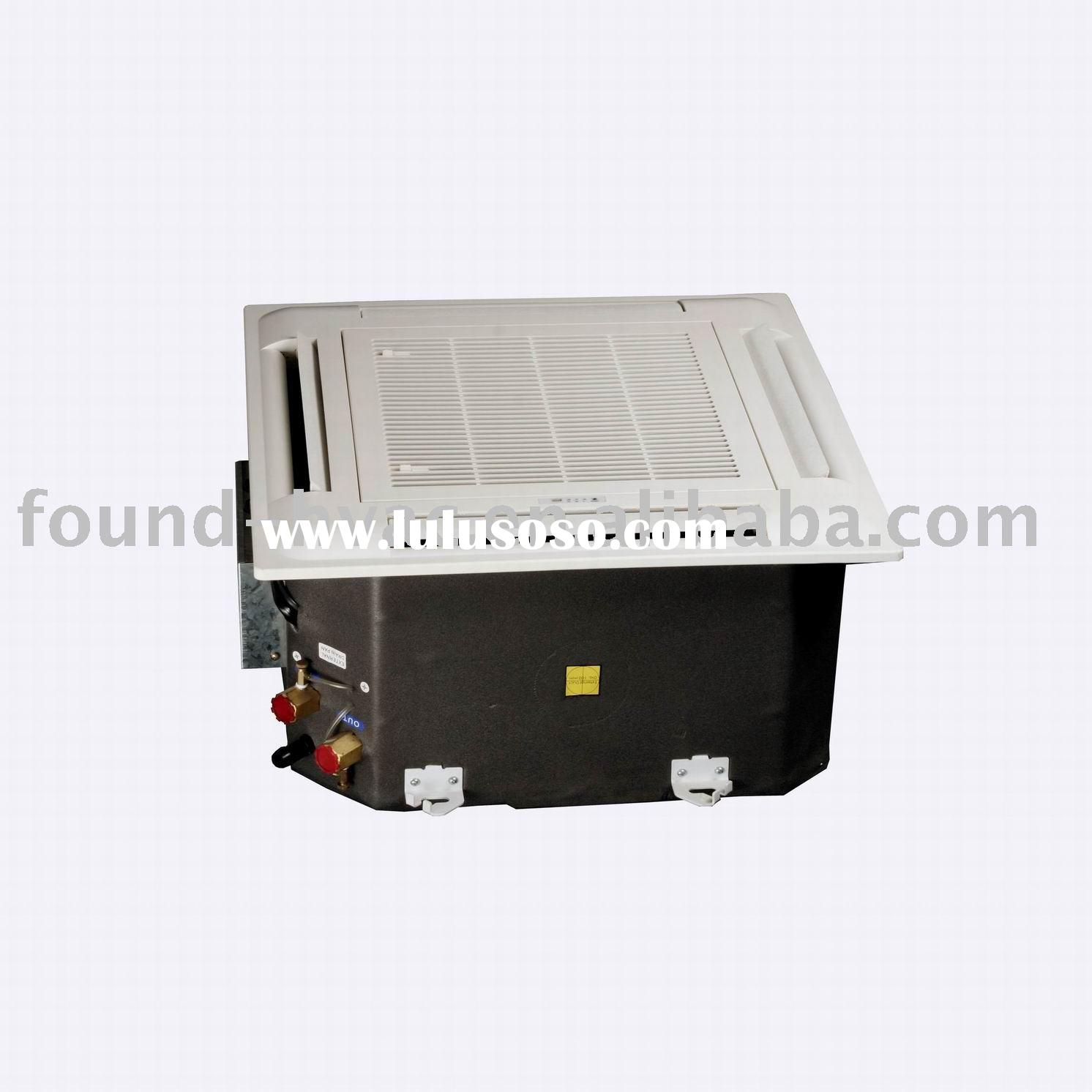 Fan Coil Unit;FCU;Ceiling fan coil unit;4-way fan coil/cassette fan coil unit/chilled water fan coil