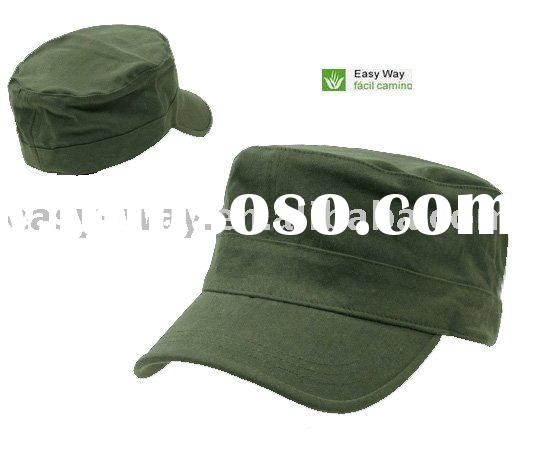 Fashion military hats and caps