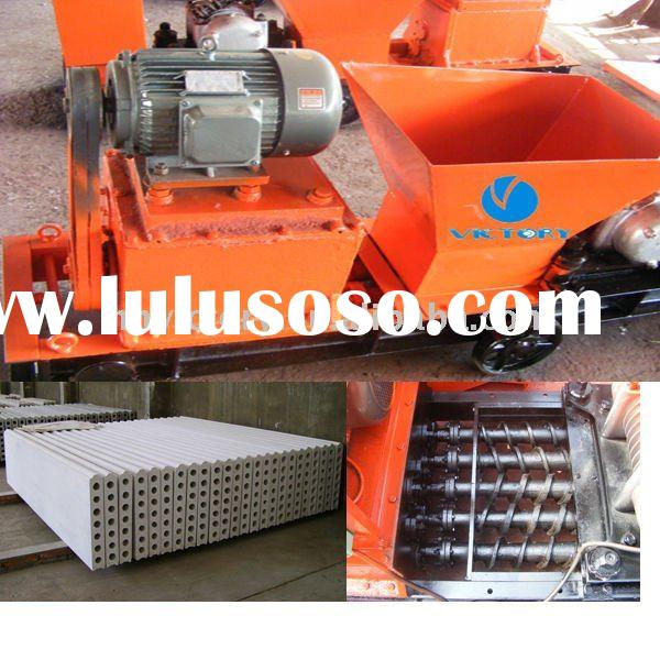 First Class JQT Lightweight Concrete Wall Panel Making Machine