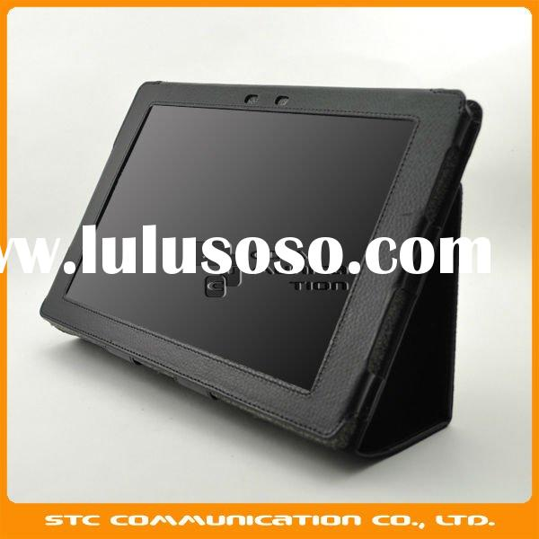 For ASUS Transformer TF101 case, Folding Leather case for ASUS Eee PAD Tablet PC TF101, case with bu