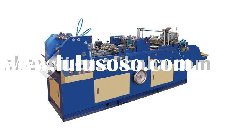 Full Automatic Pasting Envelope Bag Making Machine