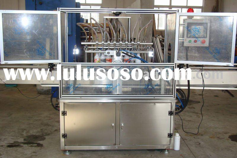 Fully Automtic Lubricant filling machine, Fully auto lubricant filling machine