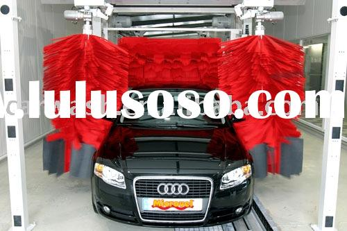 Fully automatic tunnel car wash machine:TEPO-AUTO TP-1201