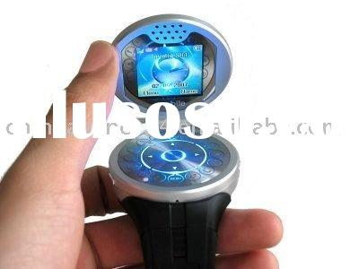 GSM Watch Phone W550 - GSM 850/ 900/ 1800/ 1900 MHz
