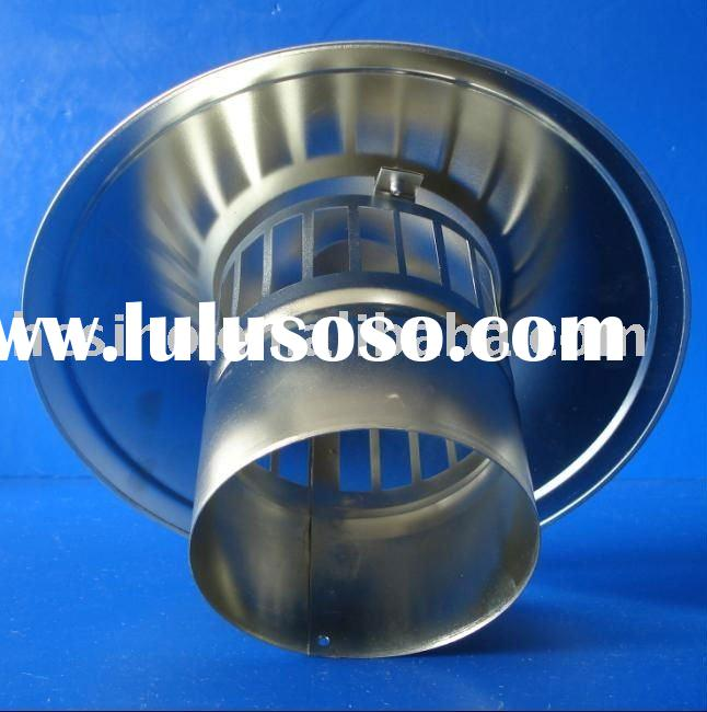 Galvanized Steel Round Air Vent Cap