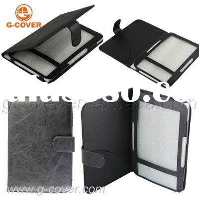 Genuine leather case for Kindle fire, kindle fire cover