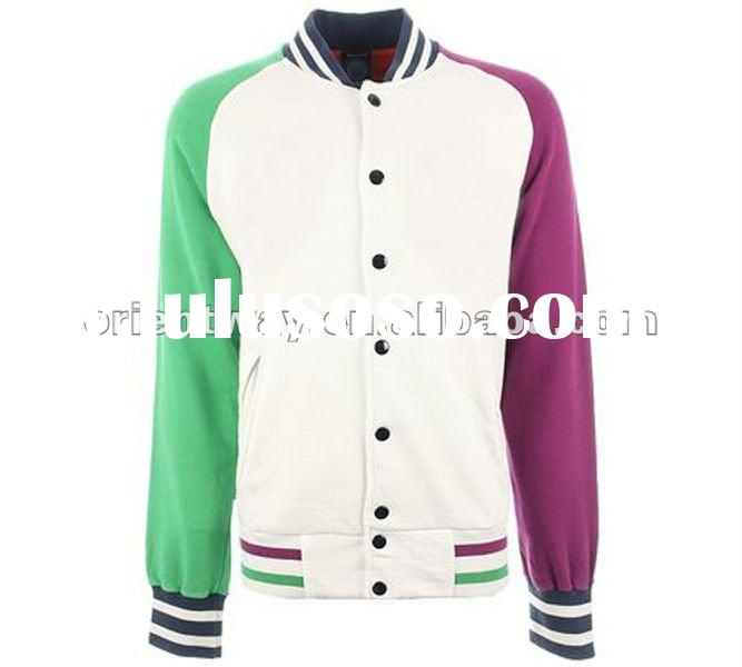 Good design baseball jacket, varsity jacket