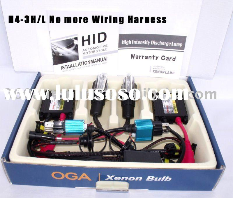 H4-H/L HID Conversion Kit(No more wiring harness)