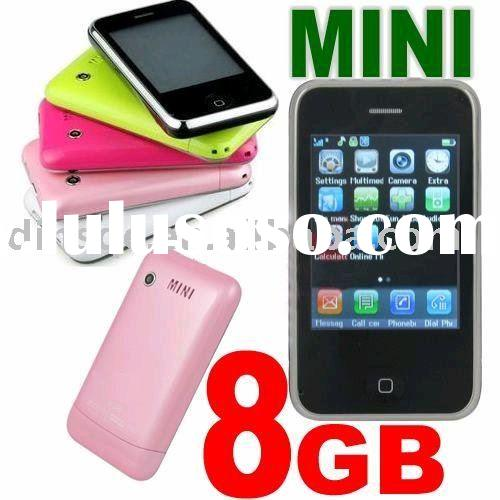 HOT Selling ~ ~ N8 Mini TV Phone with TV Dual Sim Dual Standby Quad Band
