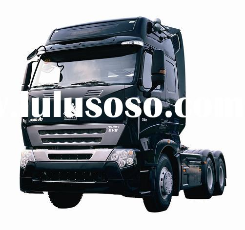 HOWO-A7 Automatic Transmission Tractor Truck / 6*4 Tractor