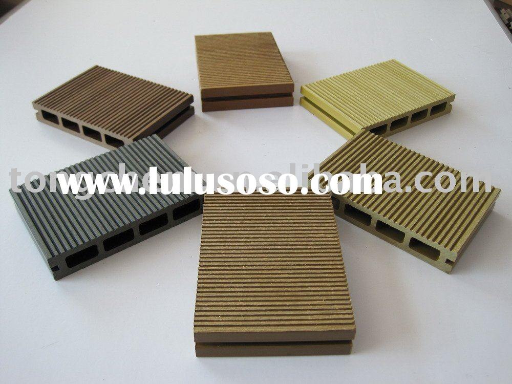 Hollow Wood Plastic Composite decking