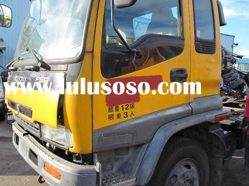 ISUZU GARBAGE USED TRUCK FOR SALE ( 7790 CC , 2002 )