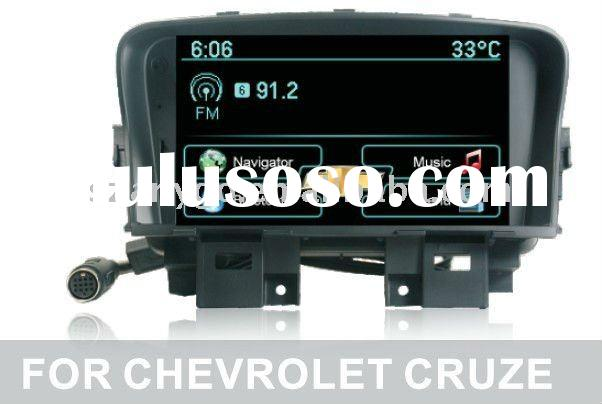 In-dash Auto DVD Player Navigation Multimedia System for Chevrolet Cruze