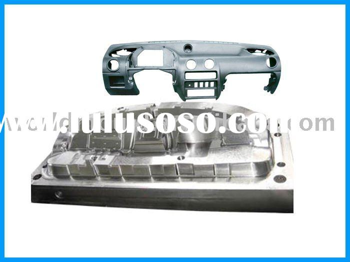Injection plastic Auto dashboard mould