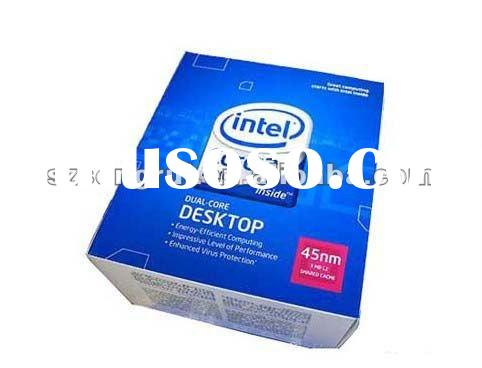 Intel Core 2 Duo E7400 CPU