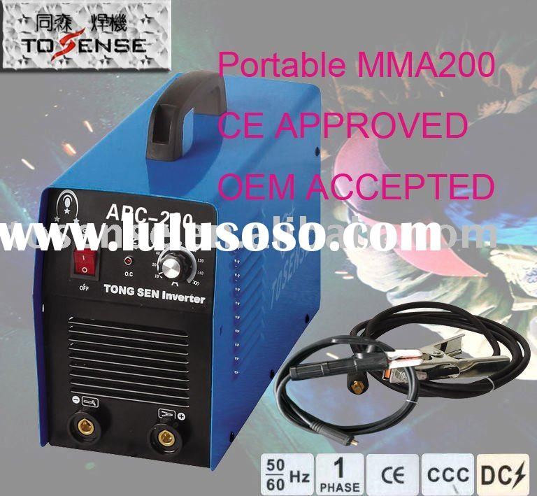 Inverter DC ARC Welder/Welding Machine(ARC-200)