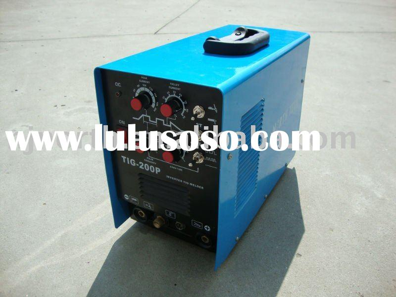 Inverter DC Pulse TIG/MMA welding machine Tig welder with stick welder