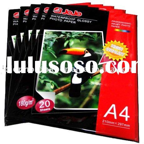 JOJO 180g high glossy photo paper (A4*20)