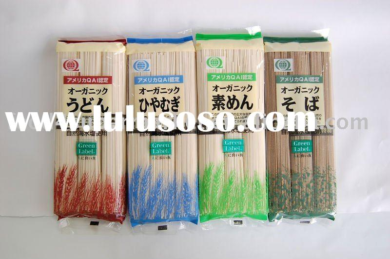 Japanese dry Noodles