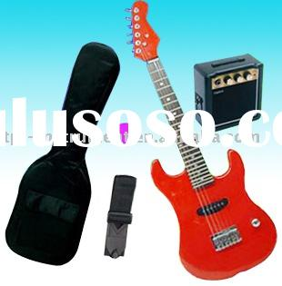 Kids electric guitar kits