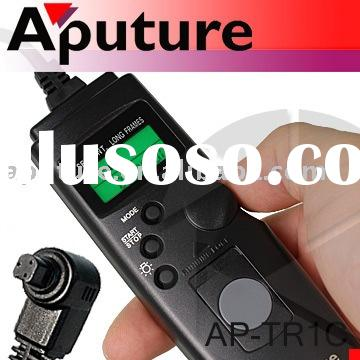 LCD Timer control/switch/release/cable for Canon EOS 40D, 30D, 20D, 5D, 1D/1Ds series.. (AP-TR3C)