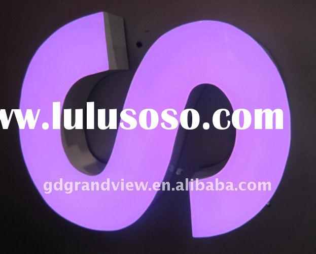 LED Channel Letter Sign Board
