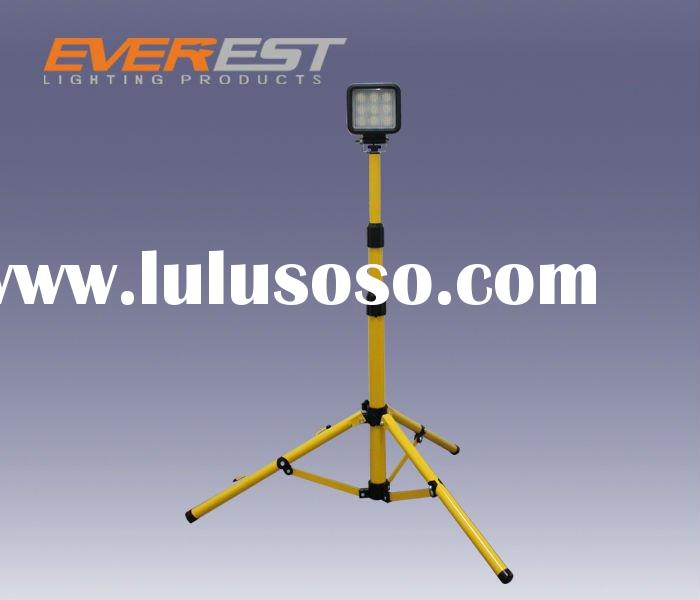 LED Industrial Work Light With Tripod