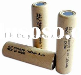 LFP Cell(rechargeable battery, li-ion battery)