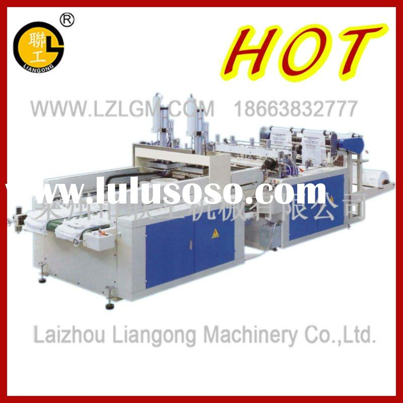 LGSJ-900 Full-Automatic Vest Bag Making Machine